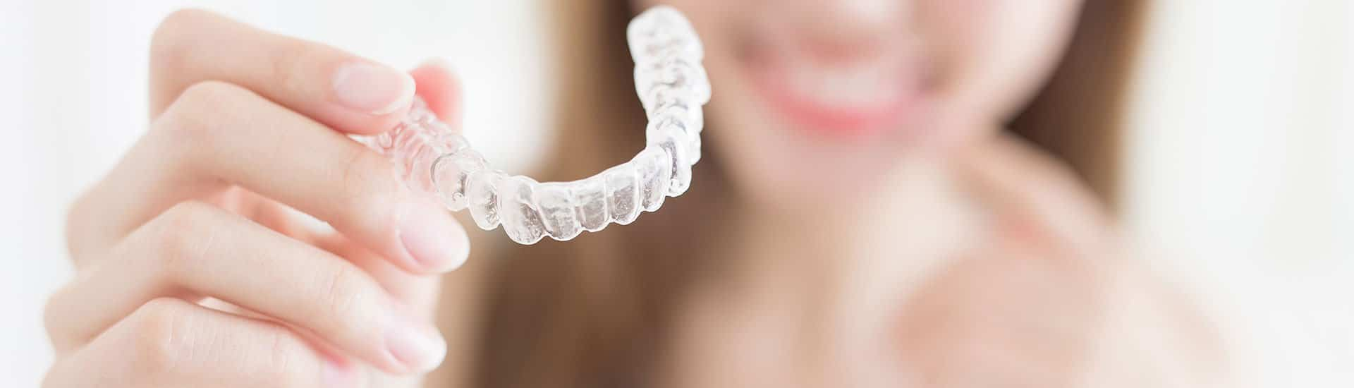 Invisalign and Spark Clear Aligner System Treatment in The Woodlands, TX